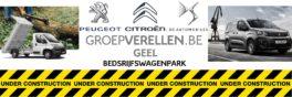 Bedrijfswagenparkunderconstruction