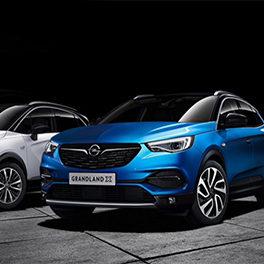 Opel Modellen
