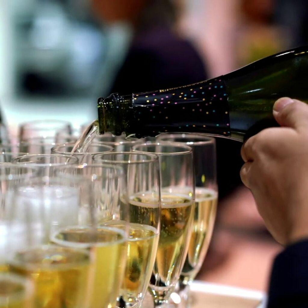 champagne groep verellen