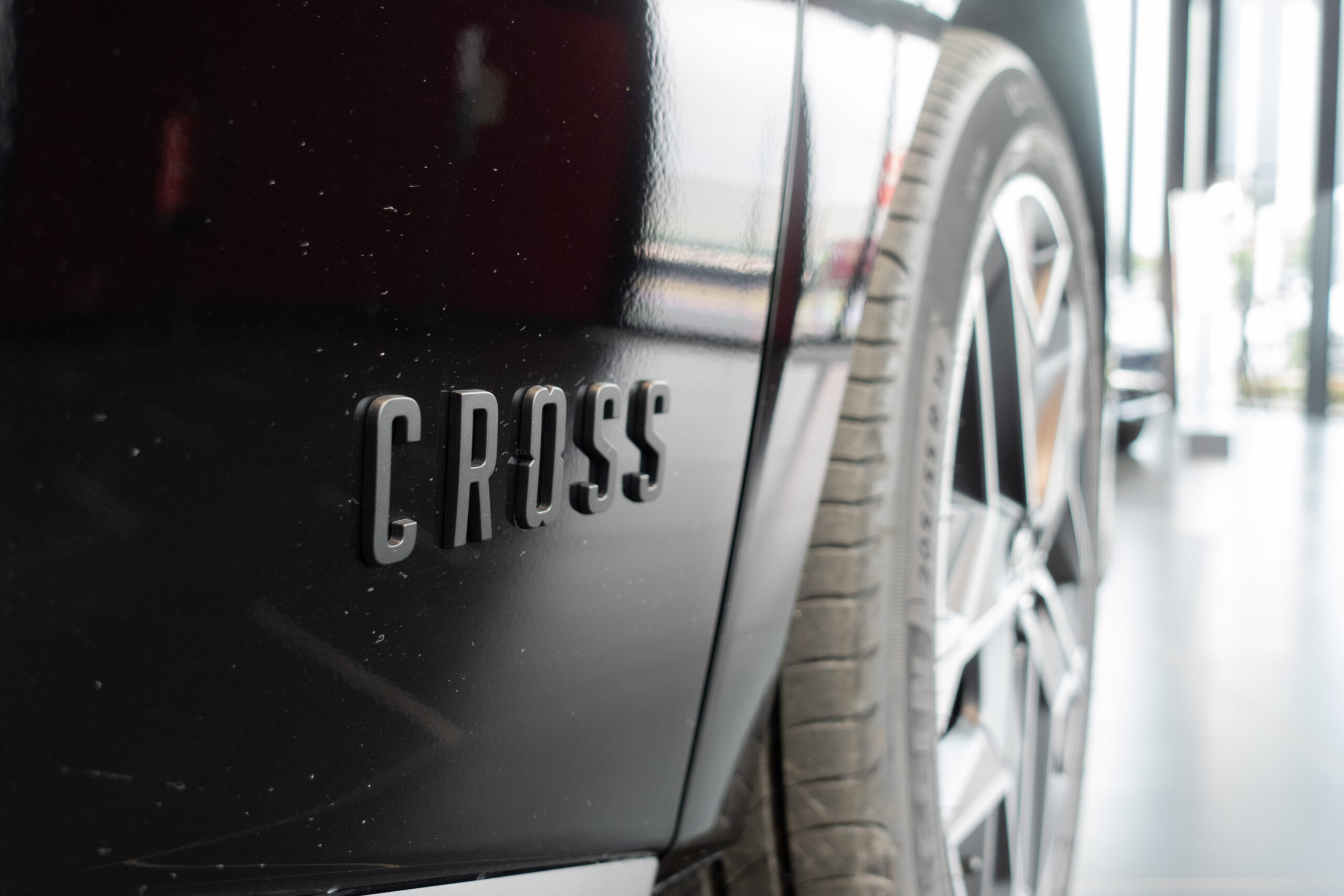 DS4 cross zwart